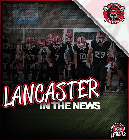 Lancaster in the News