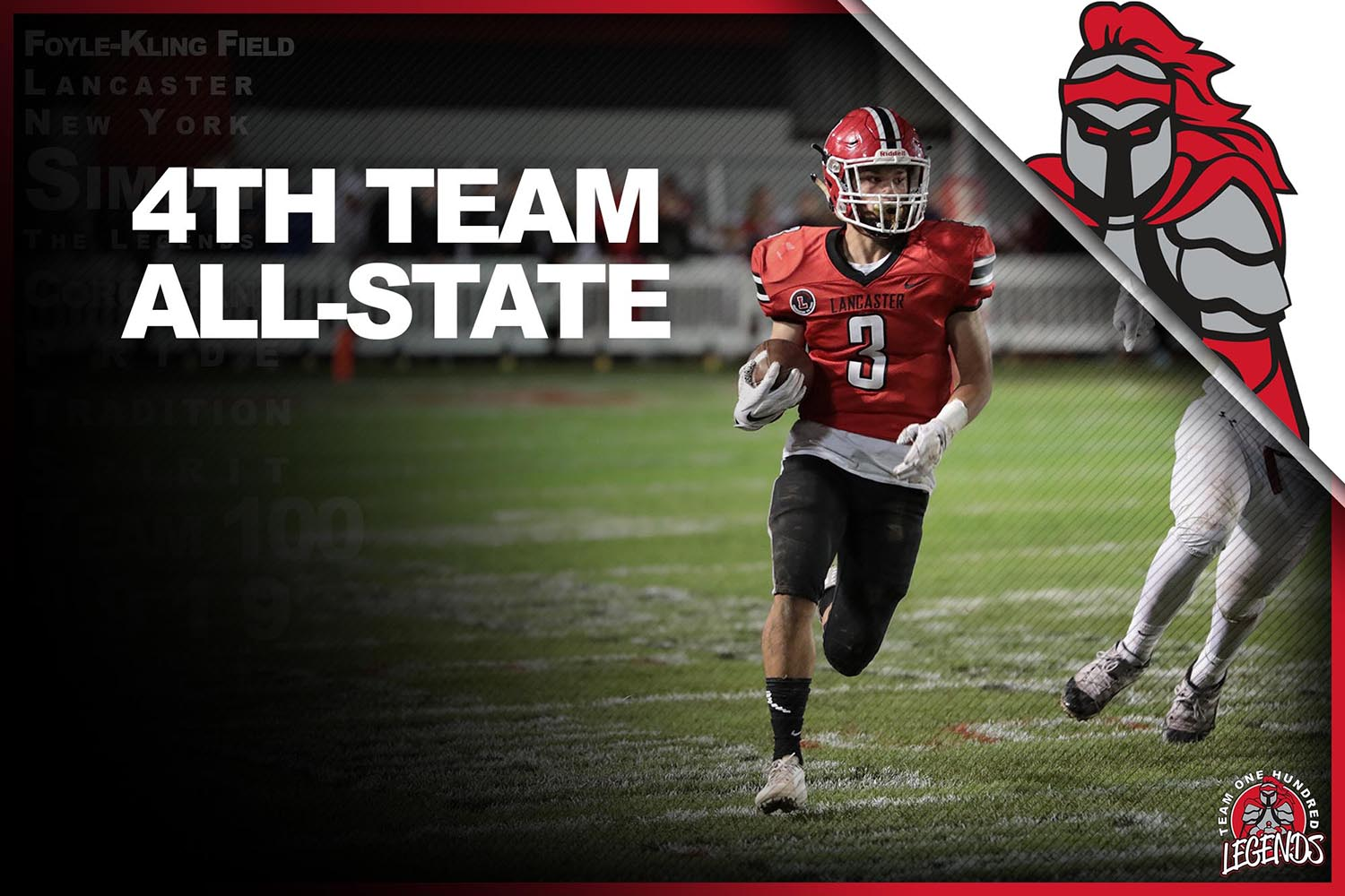Shawn Davis ALL-State 4th Team!