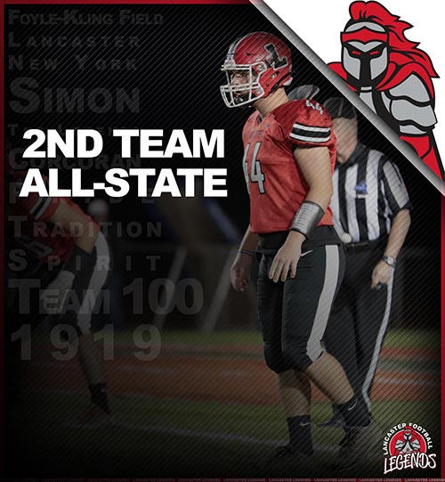 All-State 2nd Team Matt Marschner