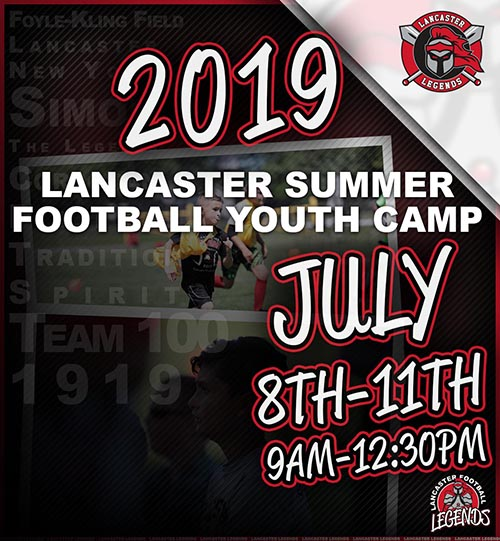 2019 LHS Summer Football Camp