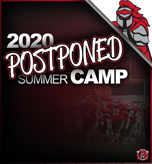 2020 Lancaster Youth Camp Information is Out!