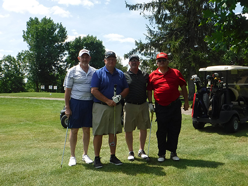 Lancaster Legends Football 07.29.17 Golf Outing