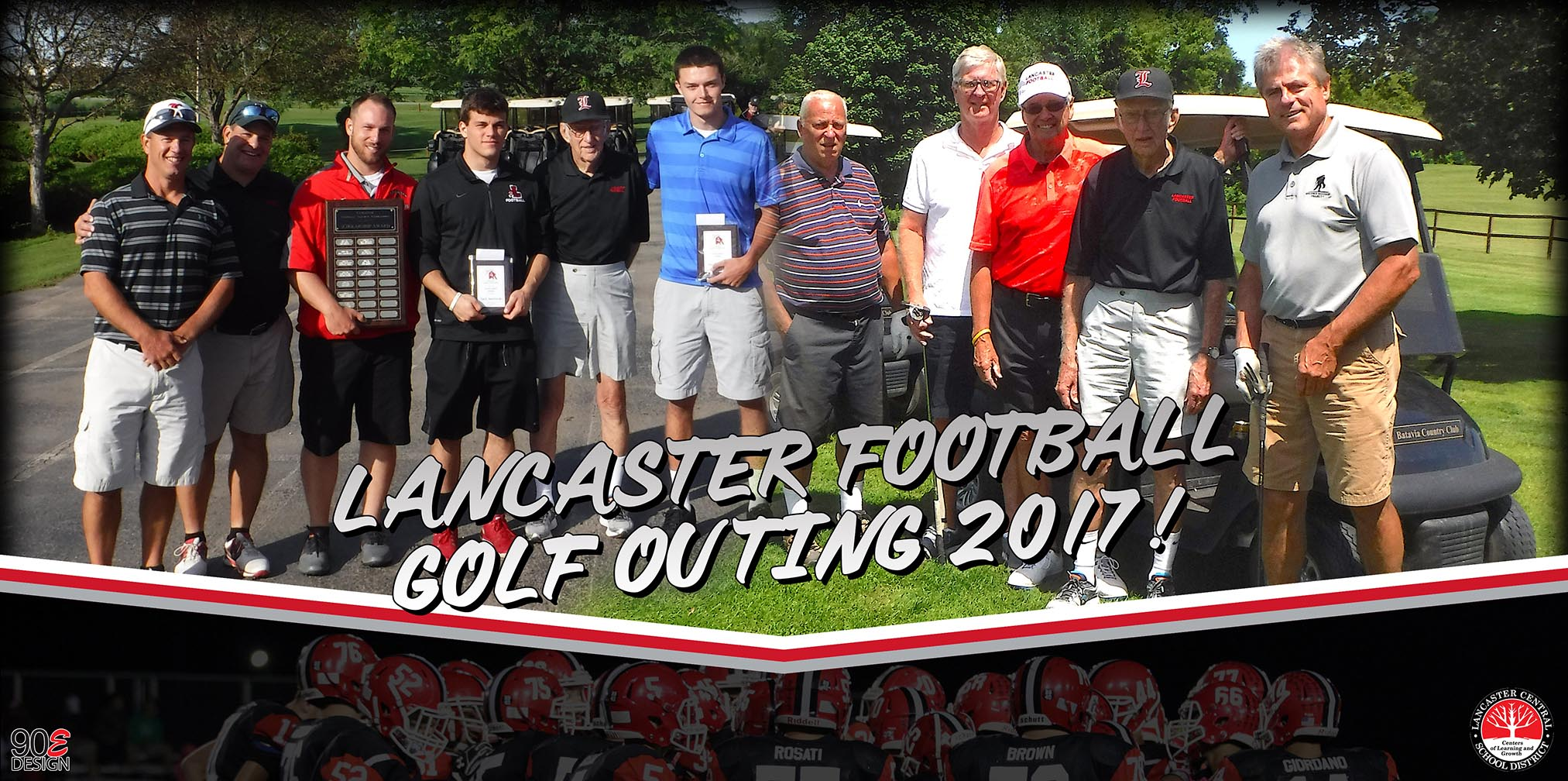 Lancaster Football Annual Golf Outing