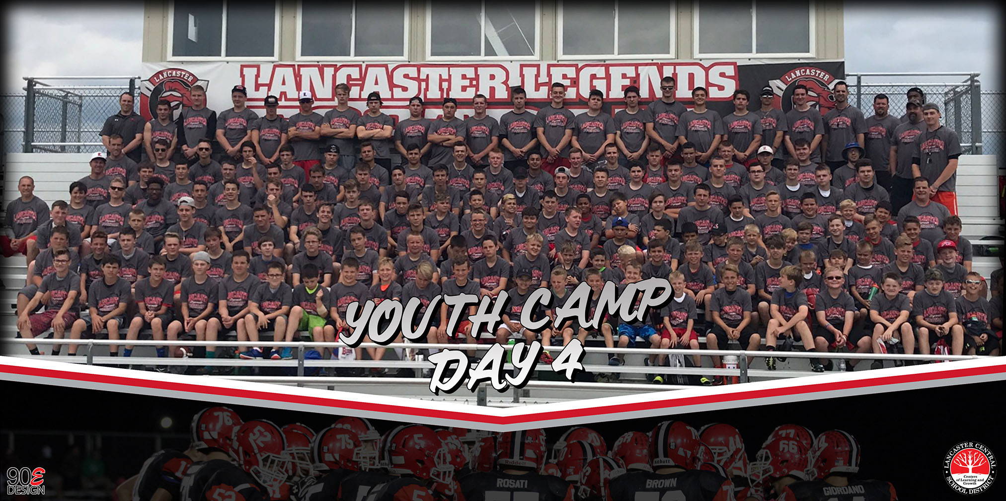 Lancaster Football Youth Camp