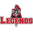 Lancaster Legends Football Logo