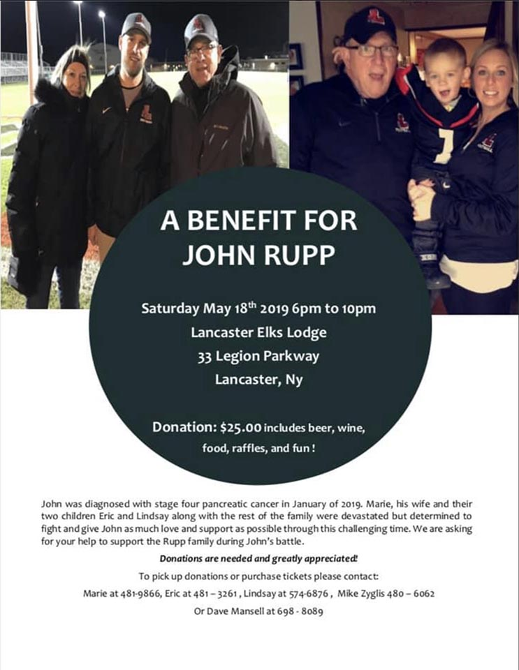 ticket information for rupp benefit